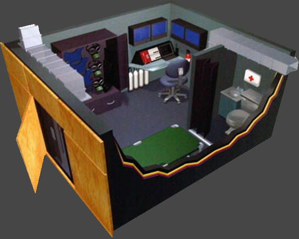 Stupendous Panic Rooms Security Systems Download Free Architecture Designs Rallybritishbridgeorg